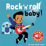 Couverture de Rock'N'Roll Baby ! - 6 Chansons, 6 Images, 6 Puces