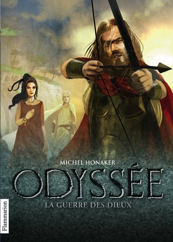 Odyssée T.4 ; la guerre des dieux