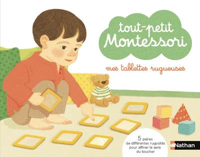 Mes tablettes rugueuses Montessori