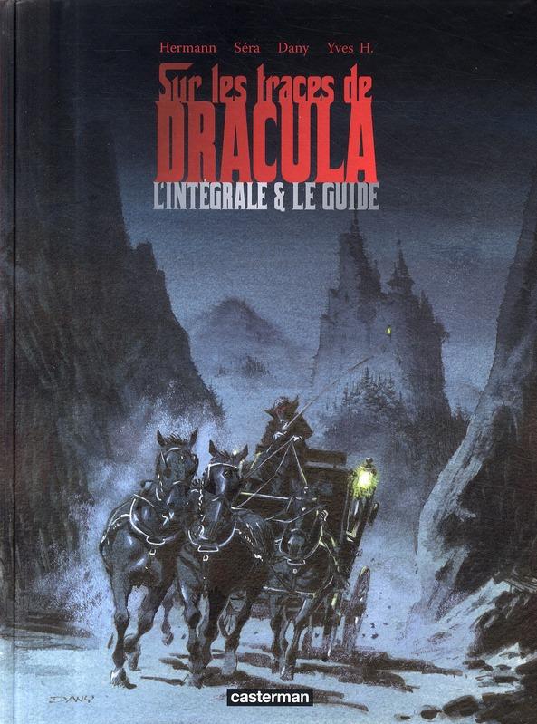 Sur les traces de Dracula ; intégrale + guide