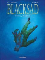 Couverture de Blacksad - Tome 4 - L'Enfer, Le Silence