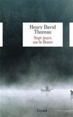 Vente EBooks : Sept Jours sur le fleuve  - Henry David THOREAU