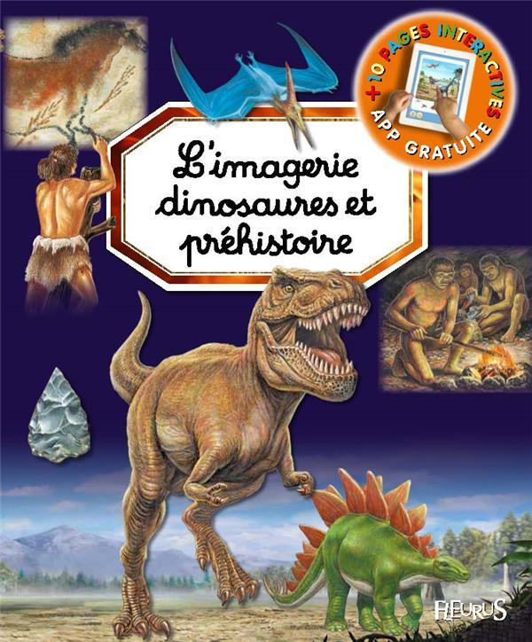 L'imagerie des dinosaures et préhistoire
