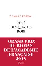 Vente EBooks : L'Été des quatre rois  - Camille Pascal