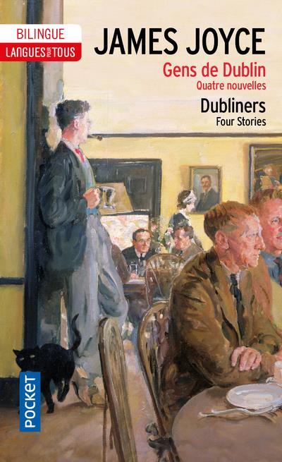 GENS DE DUBLIN  DUBLINERS Joyce James