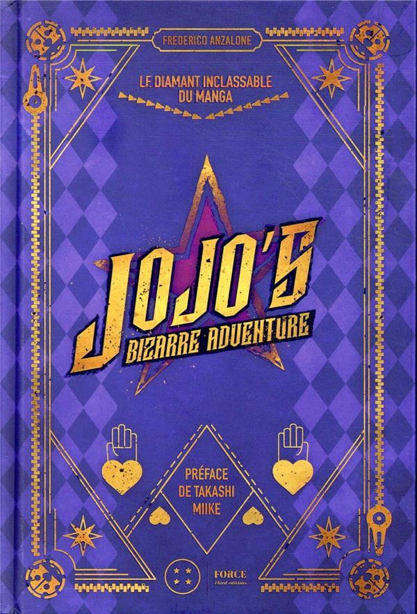 Jojo's bizarre adventure ; le diamant inclassable du manga