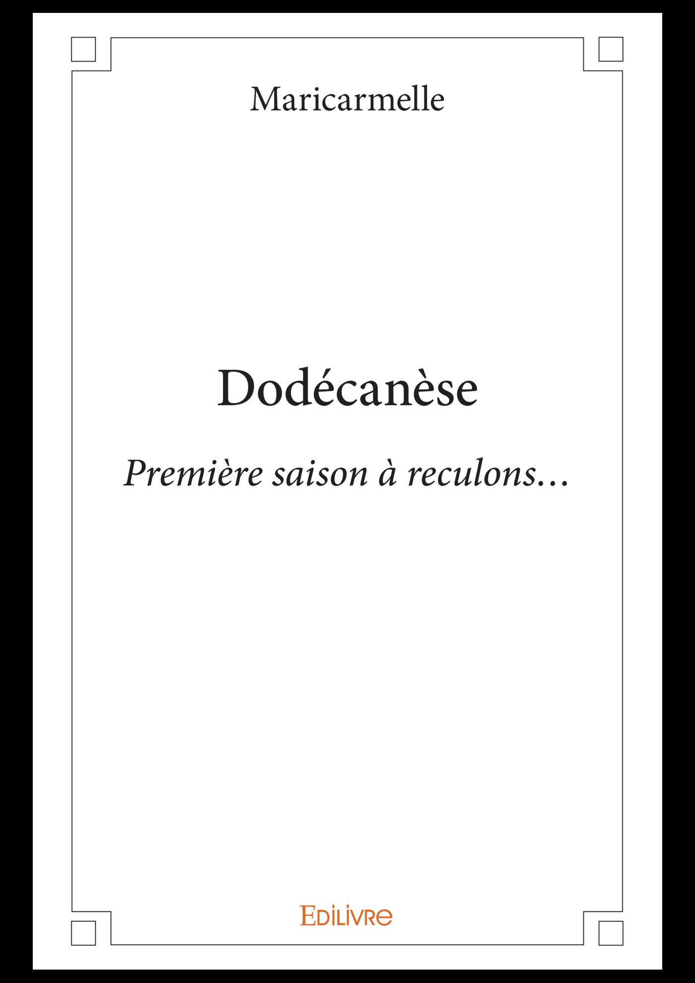 Dodécanèse  - Maricarmelle
