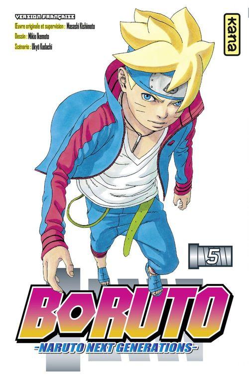 Boruto - Naruto next generations - Tome 5