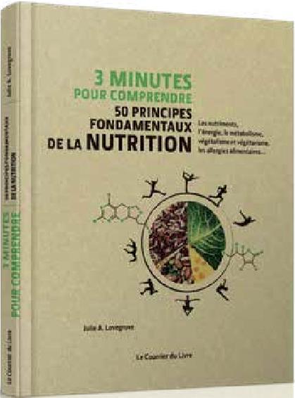 3 minutes pour comprendre ; 50 principes fondamentaux de la nutrition