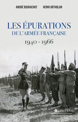 Les épurations de l'armée française, 1940-1966