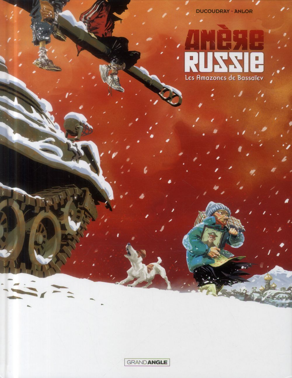 AMERE RUSSIE - VOLUME 1 - LES AMAZONES DE BASSAIEV Anlor
