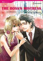 Vente Livre Numérique : Harlequin Comics: The Boss's Mistress  - Kathryn Ross - Motoyo Fujiwara