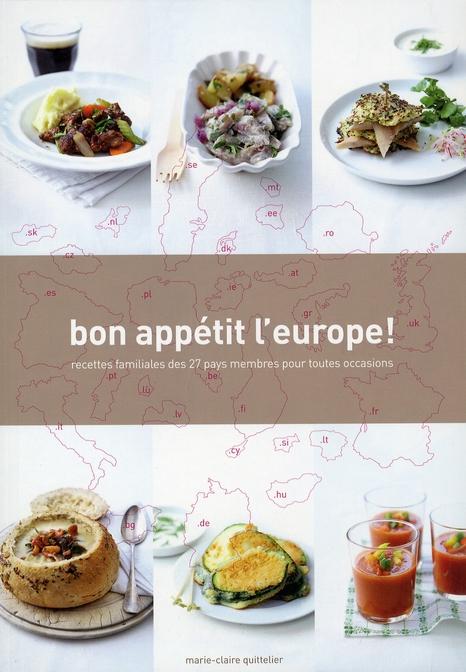 Bon appetit l'Europe !