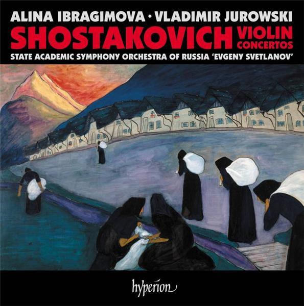 Chostakovitch : concertos pour violon n° 1 et 2 - Ibragimova, Jurowski
