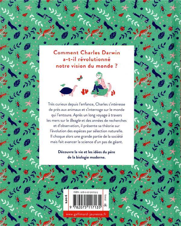 Les grandes vies ; Charles Darwin