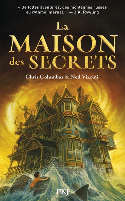 LA MAISON DES SECRETS - TOME 1 - VOL1 COLUMBUS/VIZZINI
