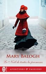 Vente Livre Numérique : Le Noël de toutes les promesses  - Mary Balogh