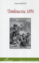Vente Livre Numérique : Tombouctou 1894  - Grévoz Daniel