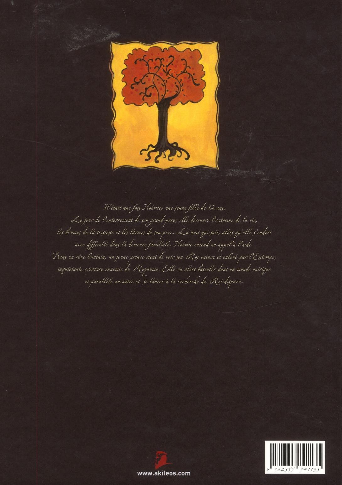 Le royaume d'Estompe