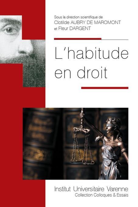 L'habitude en droit