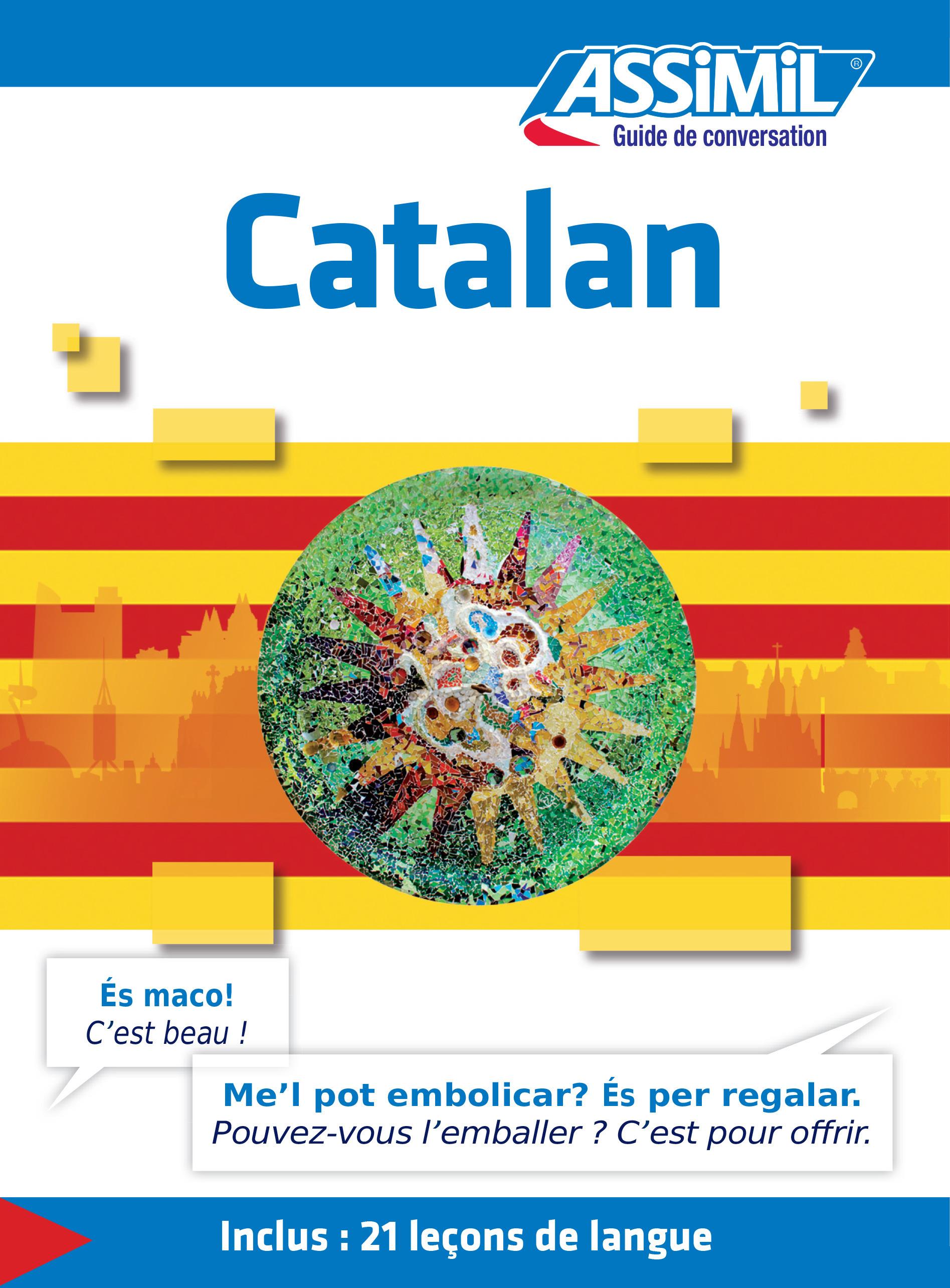 GUIDES DE CONVERSATION ; catalan