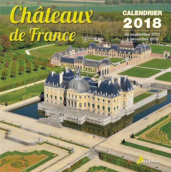 Châteaux de France (édition 2018)