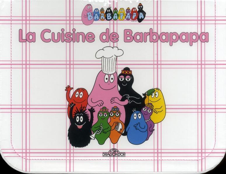 Valisette La Cuisine De Barbapapa