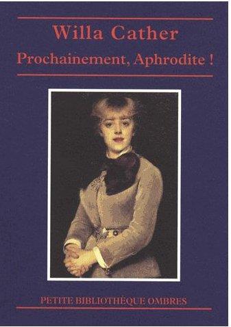 Prochainement Aphrodite !