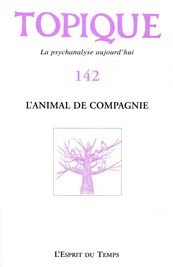 Topique 142 l animal de compagnie