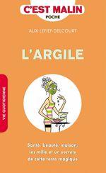 Vente Livre Numérique : L'argile, c'est malin  - Alix Lefief-Delcourt