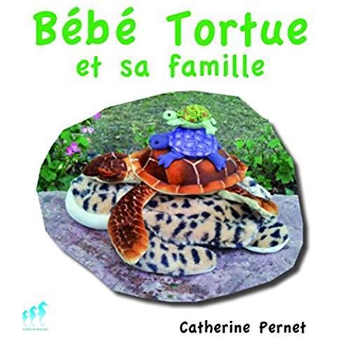 Bebe tortue et sa famille