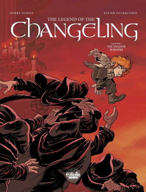 The Legend of the Changeling - Volume 4 - The Shadow Border