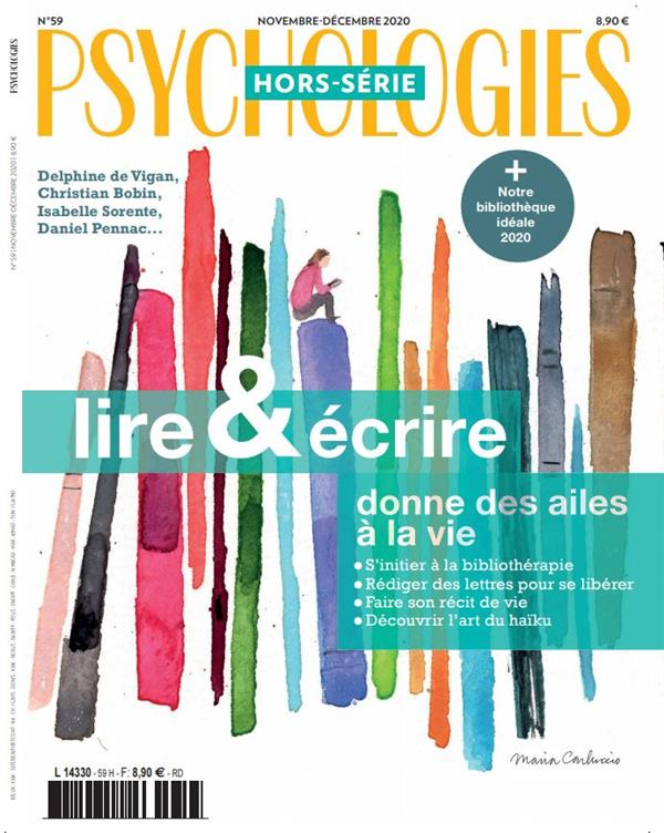 Psychologies Hs N 59 - Septembre/Octobre 2020