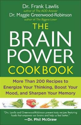 The brain power cook book