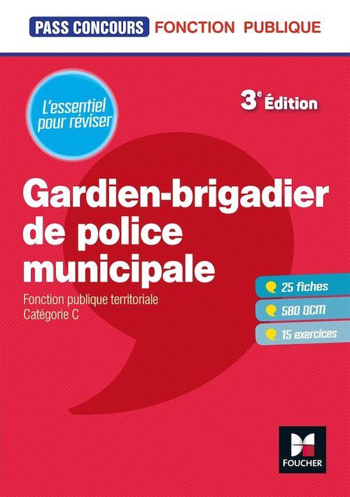 Pass'Concours - Gardien de police municipale - Catégorie C - Révision et entraînement  - Véronique Saunier  - Florence Abdoul-Dorion  - Isabelle Prouteau