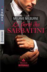 Vente Livre Numérique : La fierté des Sabbatini  - Melanie Milburne