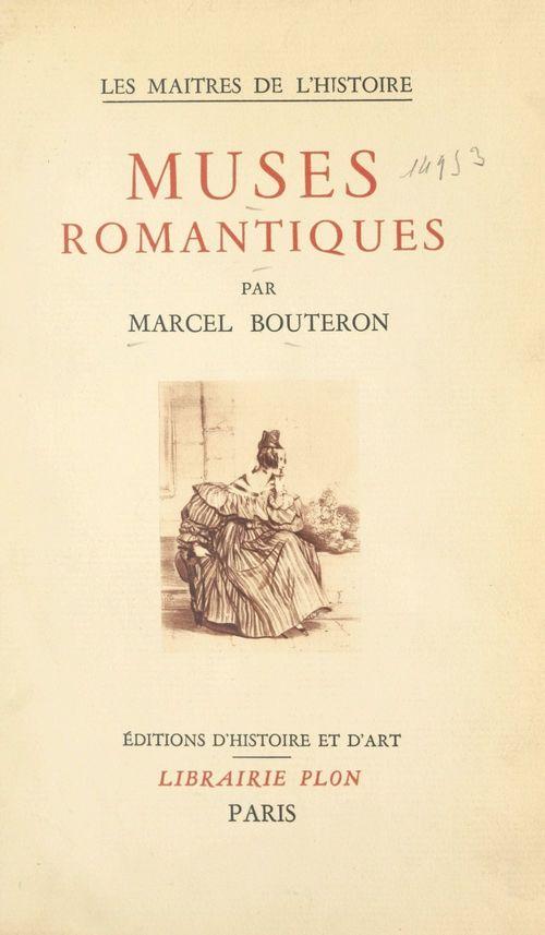 Muses romantiques