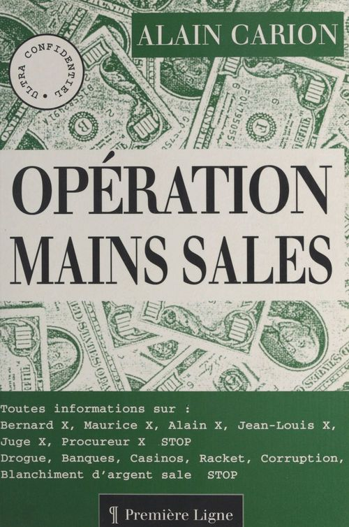 Operation mains sales
