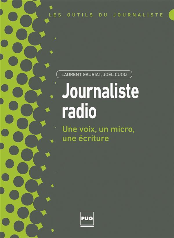 Le journaliste radio