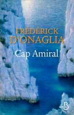 Vente Livre Numérique : Cap amiral  - Frédérick d'Onaglia