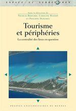 Vente EBooks : Tourisme et périphéries  - Philippe Duhamel - Bernard - Caroline Blondy