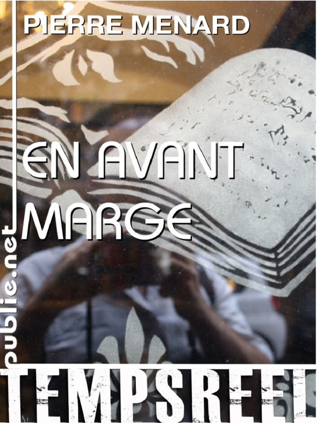 Vente EBooks : En avant marge  - Pierre MENARD