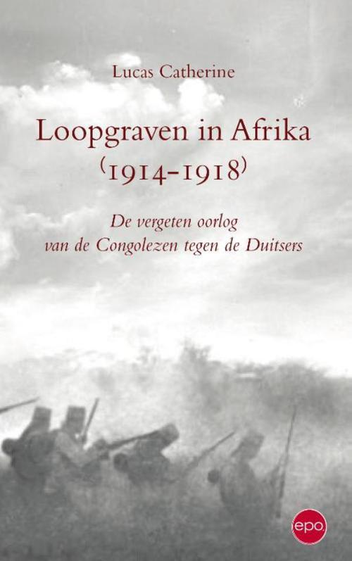 Loopgraven in Afrika (1914-1918)