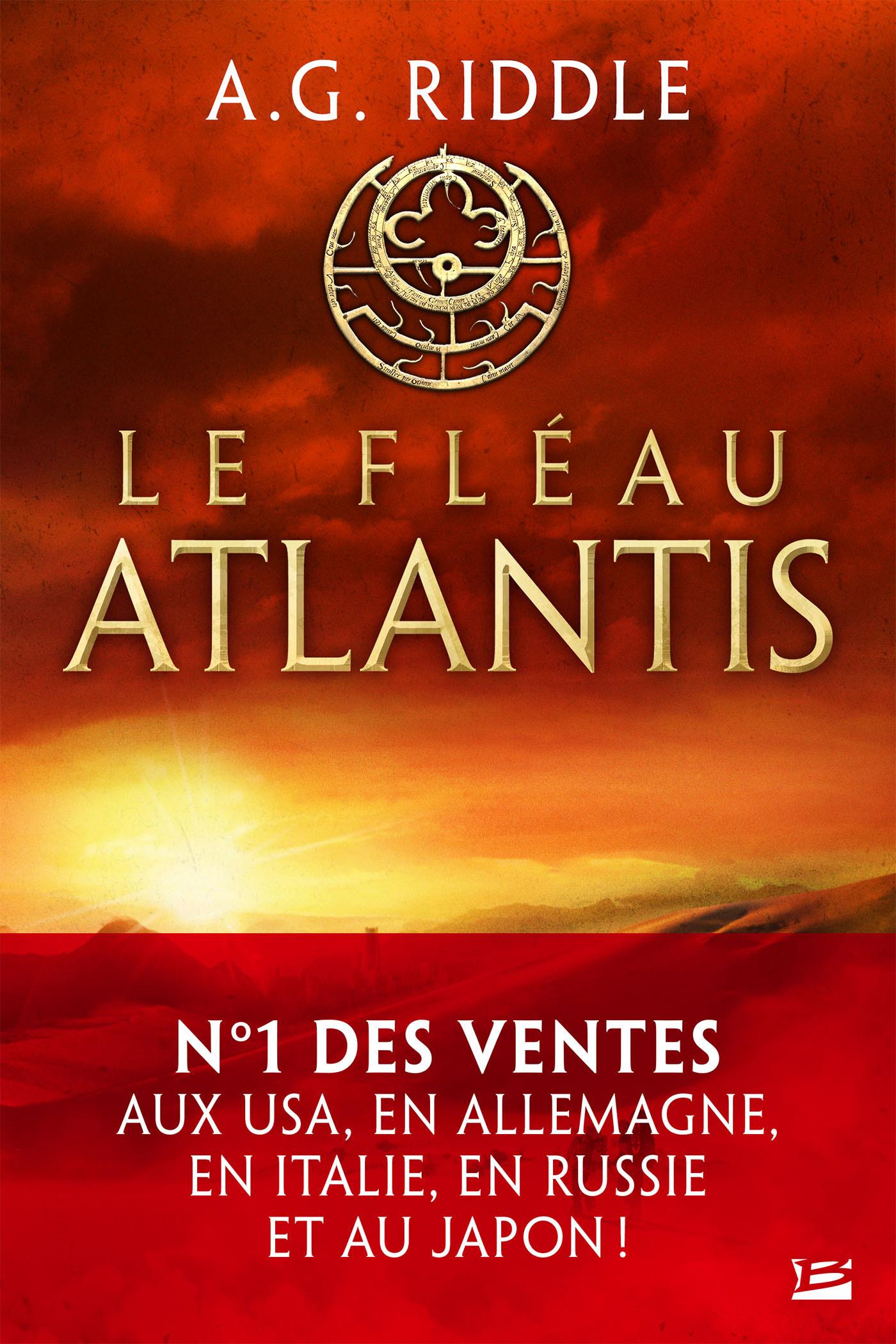 La trilogie Atlantis T.2 ; le fléau Atlantis
