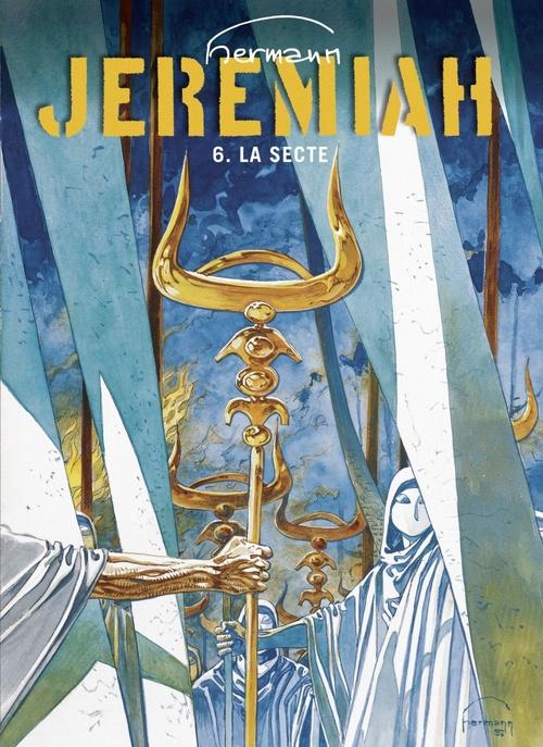 Jeremiah - tome 6 - LA SECTE  - Hermann