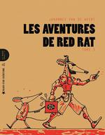 Couverture de T03 - Aventures De Red Rat (Les)