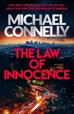 Vente Livre Numérique : The Law of Innocence  - Michael Connelly