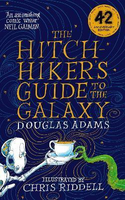 THE HITCHIKER''S GUIDE TO THE GALAXY ILLUSTRATED EDITION