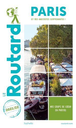 guide du Routard ; Paris (édition 2021/2022)