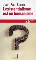 Couverture de L'existentialisme est un humanisme